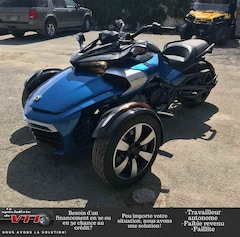 2016 CAN-AM Spyder  F3-S SE6