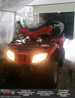 2007 ARCTIC CAT 4X4-650 Automatic H1