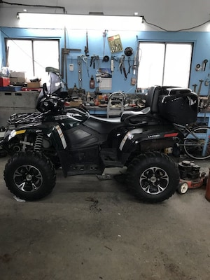 2014 ARCTIC CAT TRV 700 Limited