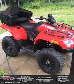 2017 ARCTIC CAT 4X4-500