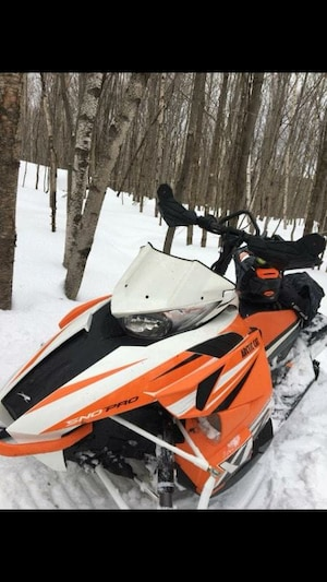 2016 ARCTIC CAT XF8000