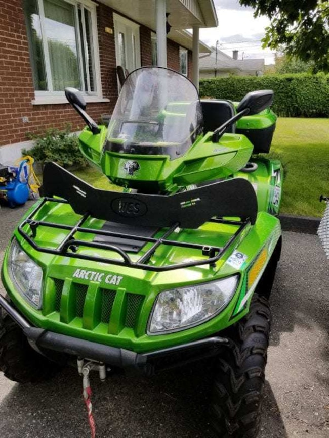 2012 ARCTIC CAT TRV 500