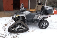2013 ARCTIC CAT 4X4-1000 Automatic TRV