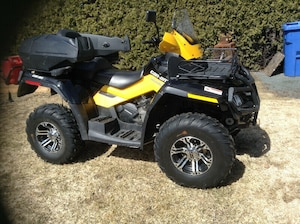 2011 CAN-AM Outlander Max 800R