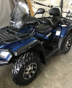2012 CAN-AM Outlander Max 800R