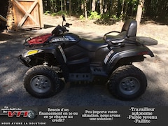 2012 ARCTIC CAT 4X4-450 Automatic TRV