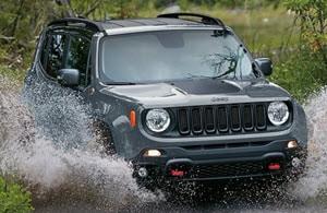 Jeep Renegade Dashboard Symbols   Peake Chrysler Dodge Jeep