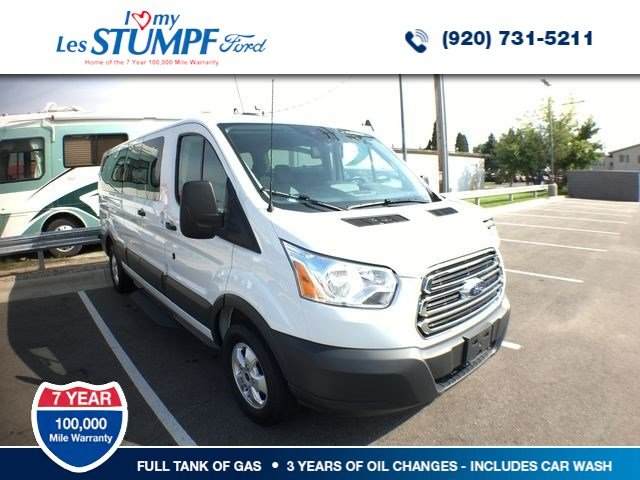 2017 Ford Transit-350 Wagon Low Roof Wagon