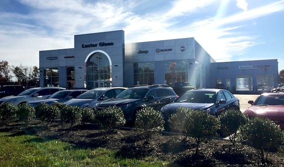 Dodge Dealers In Nj >> About Lester Glenn Chrysler Dodge Jeep Ram Fiat Toms River Nj