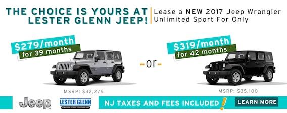 Lester Glenn Jeep >> Lester Glenn Jeep Wrangler Unlimited Sales Event Lester
