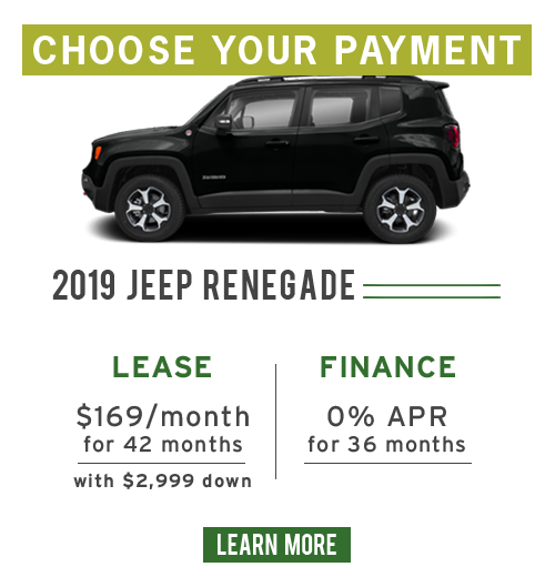 Lester Glenn Jeep >> Jeep Lease And Finance Specials In Ocean County Nj At