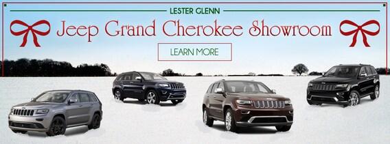Lester Glenn Jeep >> Lester Glenn Grand Cherokee Showroom Lester Glenn Chrysler