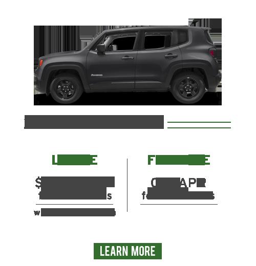 Jeep Renegade Lease Deals Nj