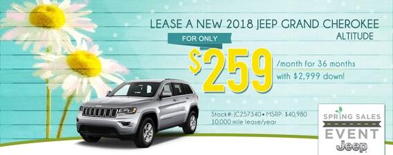 Lester Glenn Jeep >> Lester Glenn Jeep Grand Cherokee Altitude Lester Glenn