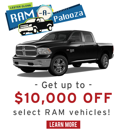 Lester Glenn Jeep >> Lester Glenn RAM's RAM-a-Palooza Event! February 1 ...