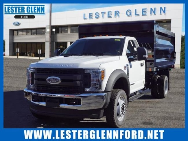 2019 Ford Chassis Cab F-450 XL Landscape Body