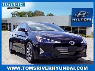 2019 Hyundai Elantra Limited w/SULEV Sedan