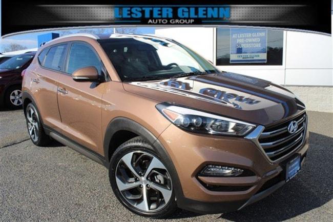 2016 Hyundai Tucson Limited Sport Utility for sale in Toms River, NJ at Lester Glenn Mazda