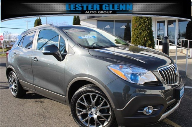 Certified Used 2016 Buick Encore Sport Touring For Sale In Toms