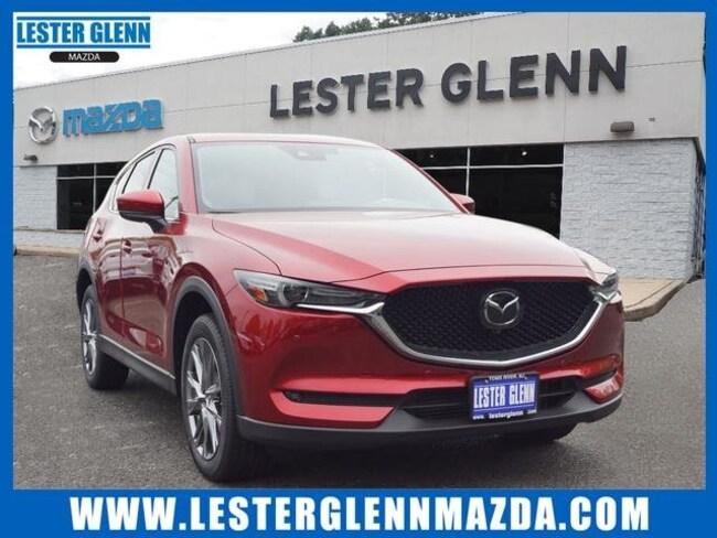 2019 Mazda Mazda CX-5 Signature SUV for sale in Toms River, NJ at Lester Glenn Mazda