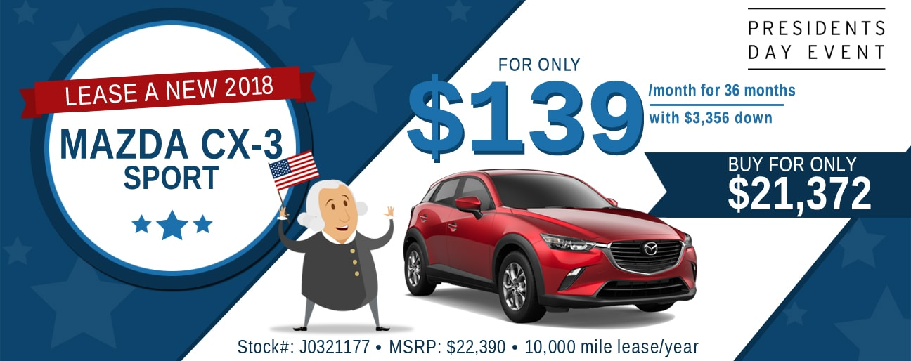 Lester Glenn Mazda New Mazda Dealership In Toms River NJ - Nj mazda dealers