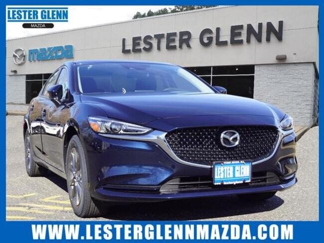 2018 Mazda Mazda6 Sport Sedan for sale in Toms River, NJ at Lester Glenn Mazda