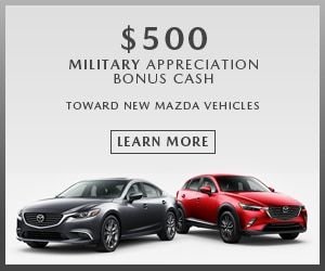 Lester Glenn Mazda Military Appreciation Program