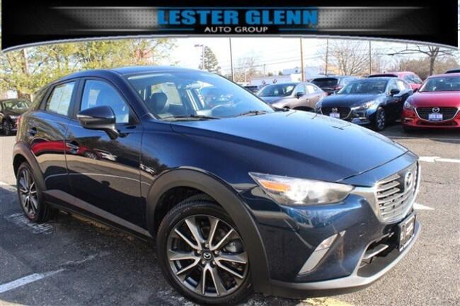 2017 Mazda Mazda CX-3 Touring Touring AWD for sale in Toms River, NJ at Lester Glenn Mazda
