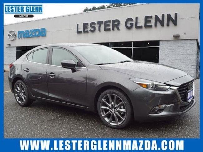 2018 Mazda Mazda3 Grand Touring Sedan for sale in Toms River, NJ at Lester Glenn Mazda