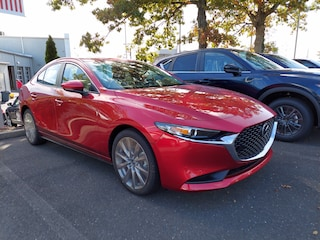 2021 Mazda Mazda3 Select Package Sedan