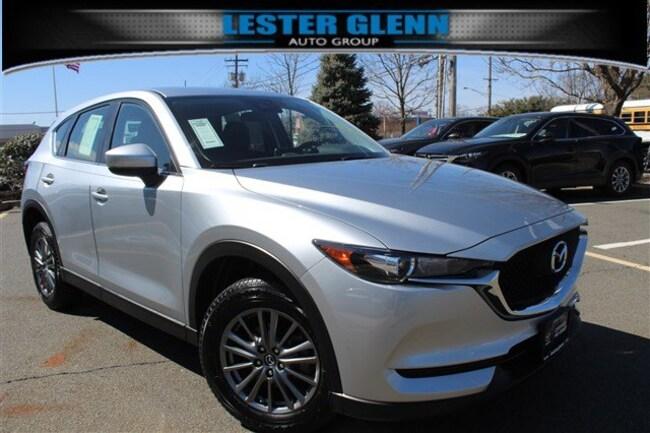 2018 Mazda Mazda CX-5 Sport Sport AWD for sale in Toms River, NJ at Lester Glenn Mazda