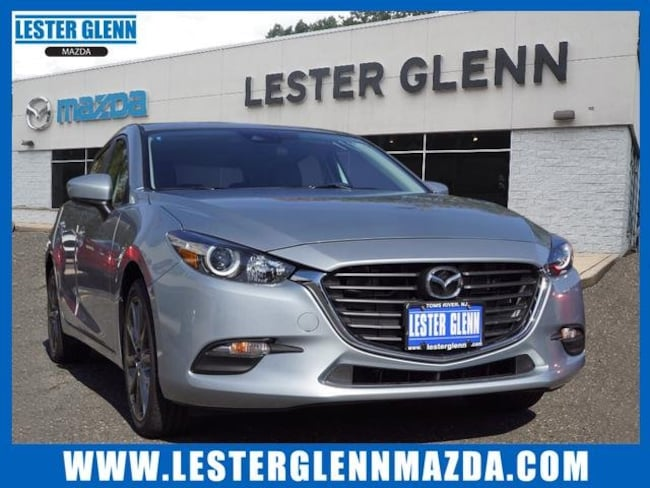2018 Mazda Mazda3 Touring Hatchback for sale in Toms River, NJ at Lester Glenn Mazda