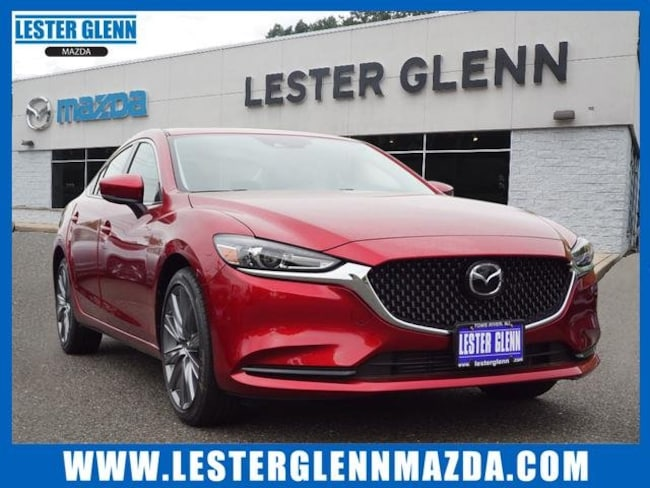 2019 Mazda Mazda6 Grand Touring Sedan for sale in Toms River, NJ at Lester Glenn Mazda