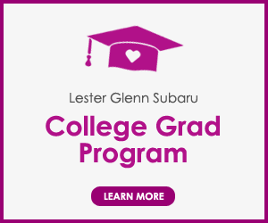 Lester Glenn Subaru College Grad Program