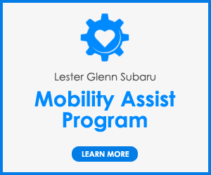 Lester Glenn Subaru Mobility Assist Program