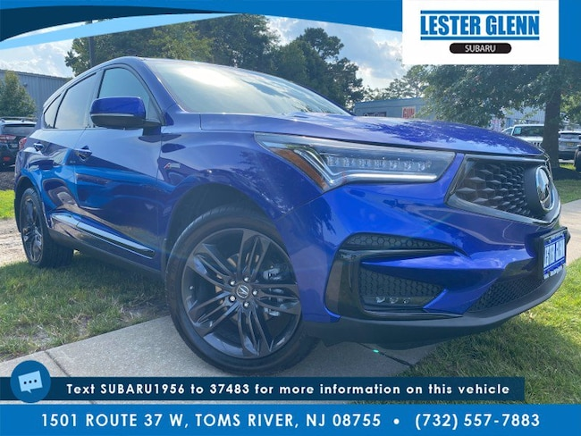 2021 Acura RDX w/A-Spec Package SUV
