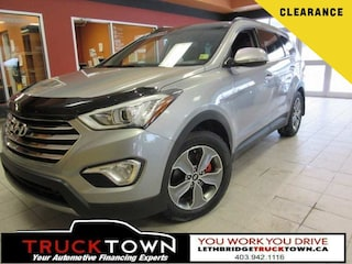 2016 Hyundai Santa FE XL PANO ROOF-B/U CAM-REMOTE START-HEATED LEATHER SUV