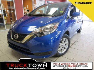2017 Nissan Versa Note BACKUP CAM-HEATED SEATS-BLUETOOTH Hatchback