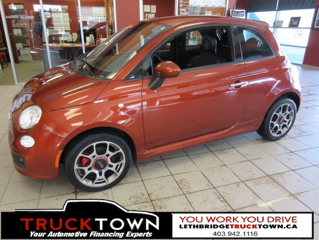 2014 FIAT 500 SPORT | BLUETOOTH | HANDS FREE Hatchback