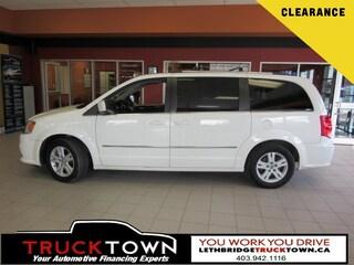 2012 Dodge Grand Caravan CREW   STOW AND GO Minivan