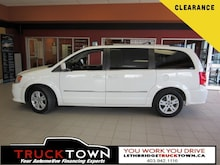 2012 Dodge Grand Caravan CREW | STOW AND GO Minivan