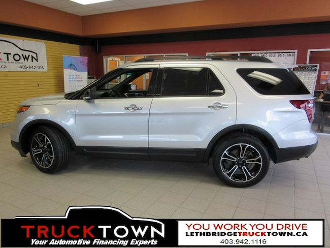 2014 Ford Explorer SPORT | NAV | HEATED/COOLED LEATHER | DUAL SUNROOF SUV