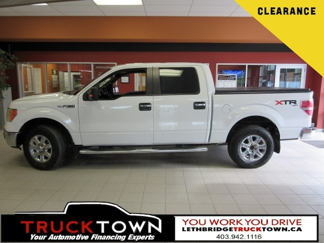 2014 Ford F-150 XLT | XTR | BACKUP CAM | REMOTE START Crew Cab