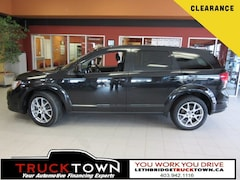 2013 Dodge Journey R/T | NAV | HEATED LEATHER | REMOTE START SUV