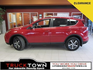 2017 Toyota RAV4 XLE | SUNROOF | HEATED LEATHER | B/U CAM SUV