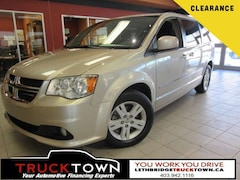 2013 Dodge Grand Caravan CREW | BACKUP CAM | STOW AND GO Minivan