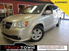 2013 Dodge Grand Caravan CREW | BACKUP CAM | STOW AND GO Minivan