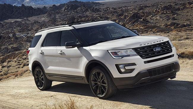 New Ford Explorer >> 2017 Ford Explorer Dealer Long Island Ny