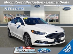 Used 2017 Ford Fusion SE SE AWD 3FA6P0T91HR243379 Levittown NY