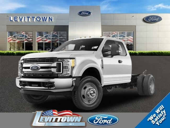 New 2019 Ford F-550 Chassis Truck Regular Cab For Sale/Lease Levittown NY